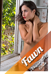 Fawn is young, spry and waiting for you.
