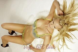 She sure has the look of the seductive Las Vegas GFE escorts.