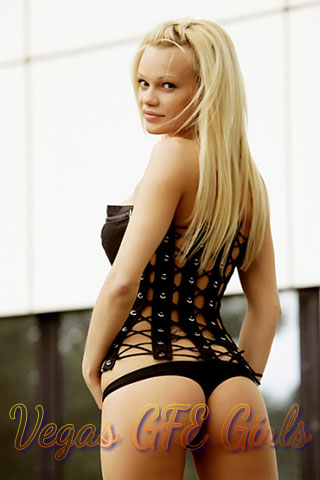Wow! She's one of the GFE escorts Las Vegas is known for you'd like to know better!