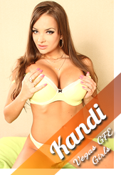 Kandi is mouth wateringly good! You need to try her to see.