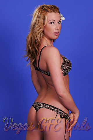 Want to book the best LV girls? Give Leah a spin.